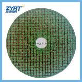 Зеленый автомат для резки Lathe диска вырезывания режущего диска