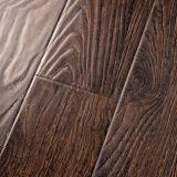 Настил ламината древесины HDF AC5 барочный одновременный поверхностный