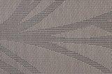 탁상 & 마루를 위한 자카드 직물 직물 절연제 미끄럼 방지 PVC에 의하여 길쌈되는 Placemat