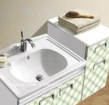 Vanité en aluminium titane-magnésium Post-Modern de salle de bains (T-9707