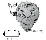 12V 130A Alternator per Hitachi Nissan Lester 11165 Lr1130703