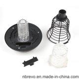 태양 강화된 UV LED 정원 모기 살인자 램프 (RS500)