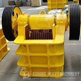 Triturador de maxila do elevado desempenho com 90-180t/H
