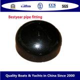 Instalación de tuberías de la autógena de extremo del acero de carbón