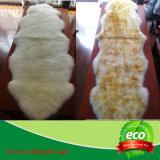 Coperta della pelle di pecora di Bipartition/doppia coperta della pelle di pecora del cuoio