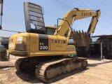Escavatore originale utilizzato PC200-7 del Giappone KOMATSU da vendere