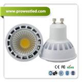 3W projector do diodo emissor de luz COB com CE/RoHS GU10-GU10/E27