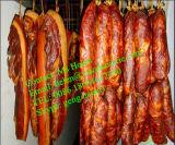 Automatische/halbautomatische Fisch-kalte und warm räuchernde Maschine, Rauch-Ofen, Räucherhaus