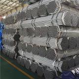 ASTM A106 A53 GR. A programação 40 de B galvanizou a tubulação de aço para a estufa