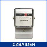 De Meter van de Elektriciteit van de Bescherming van de Stamper van de enige Fase (DDS2111)
