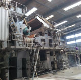 Máquina de papel acanalada de alta resistencia
