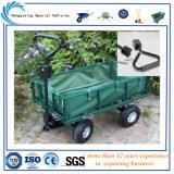 強いベアリング容量Tc1841の高品質の鋼線の網の園芸工具のカート