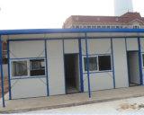 Het Geprefabriceerd huis van de Benedenverdieping voor Arbeid Accormadation van Plaats Constructin