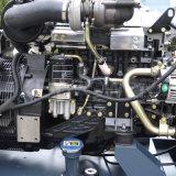 Isuzuエンジンの開いたタイプディーゼル発電機
