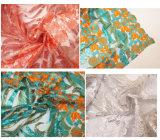 2016 새로운 디자인 프랑스 레이스 자주색 신부 수를 놓은 Tulle 레이스 직물 프랑스 레이스 직물. 최신 나이지리아인 레이스