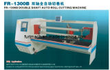 Doppio Shaft Tape Roll Automatic Cutting Machine per BOPP Adhesive Tape/PVC/PE