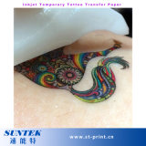 Тип временно Tattoo переноса скольжения воды стикера характеристики