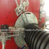 機械800mmを作るHDPEの構造の壁の螺線形の管