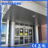 Comitato composito di alluminio di Firproof con il grado B1