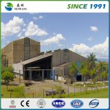 Taller constructivo de la estructura de acero de la fábrica a partir de 27 años de fábrica
