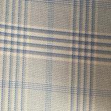 Il filato viscoso del rayon del poliestere ha tinto il tessuto degli assegni per il rivestimento e la mutanda del vestito con Handfeel morbido