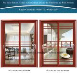 Puerta de la aleación de aluminio y puerta exterior