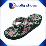 Form USA-Art-Frauen-Absatz-Plattform-Flipflop