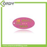 60 * 25mm 125kHz TK4100 pequeno cartão rígido de impressão RFID