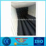 Труба Sn10 1200mm стены HDPE двойная