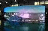 P10 P16는 전시 화면 옥외 광고 LED 벽 스크린을 방수 처리한다