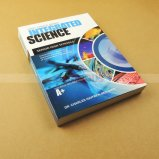 Книжное производство книги студентов низкой стоимости толщиное светотеневое