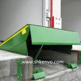Nivelador de Muelle Automático Hidráulico Certificado Ce del Almacén de 10 Toneladas.