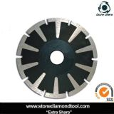 125mmターボDiamond Curved Saw Blade