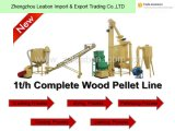 1.0t/H Biomass Wood Pellet Line Machines для Sale