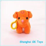 Chien animal Keychain Porte-clés chien coloré