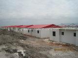 Programmi di costruzione di alloggi modulari dell'Angola della costruzione d'acciaio