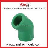 Moulage en plastique d'ajustage de précision de pipe de la qualité PPR