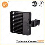 옥외 LED 구두 상자 빛 100W가 UL Dlc 주차장에 의하여 IP65 점화한다