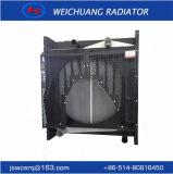 Yc6t660d: Radiador del aluminio del generador de Yuchai