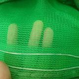 , 녹색, 100%년 Virgin PE 건축 안전 방벽 그물 파란, 비계 (비계) 그물, 파편 그물, HDPE Shading (그늘) 그물