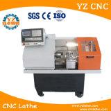 Torno do CNC do metal Ck0632