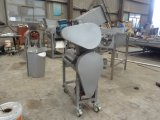 Edelstahl500kg/h orange Juicer-Maschine