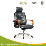 Présidence chaude de bureau de cuir de vente (A177-1)