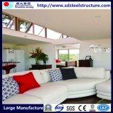 Vorfabrizierter Behälter Haus-Stahl Haus-Modulares Gebäude