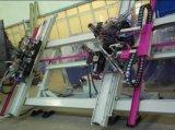PVC /UPVC 단면도 Windows와 문 기계를 위한 이음새가 없는 용접 기계를 위한 4 헤드 용접 기계