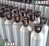 Cilindros de gás de alumínio do CO2 do reenchimento do serviço da bebida