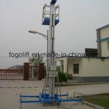 Elevador liga de alumínio Aerail Platform