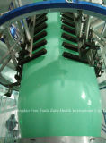 25mic X película verde da ensilagem de 1500m x de 750mm