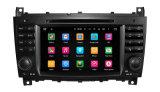 Навигация автомобиля DVD GPS экрана касания Hl-8731 Android для DVD-плеер автомобиля Android Мерседес C/Clk 2016 с радиоим GPS Bt