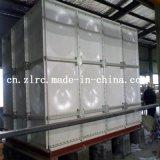 Бак для хранения воды цистерны с водой SMC FRP гибкий секционный